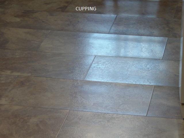 Luxury Vinyl Tile Or Ceramic Tile